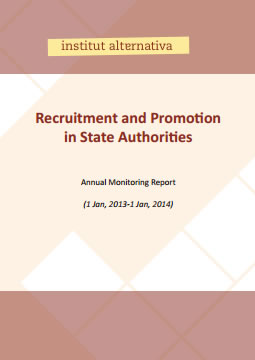 Monitoring Report 2013